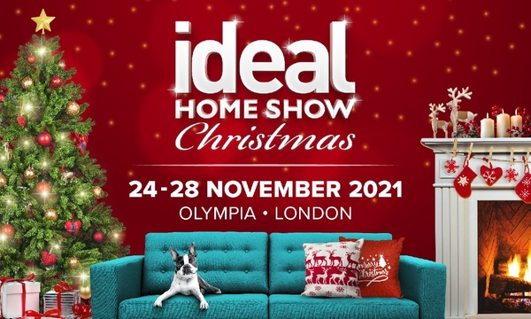 Ideal Home Show Christmas 2021